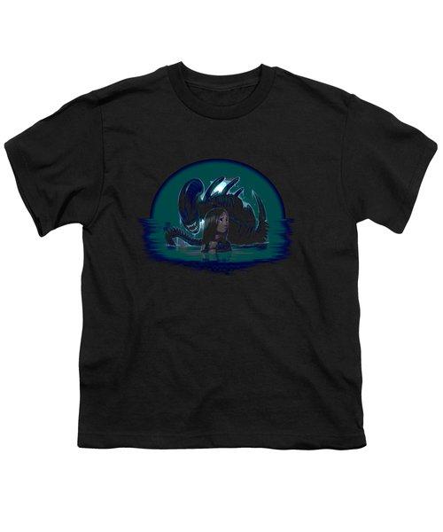 Newt In Danger Youth T-Shirt