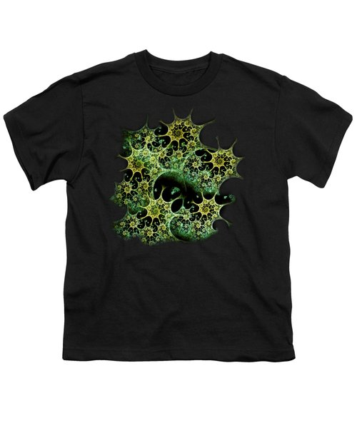 Night Lace Youth T-Shirt