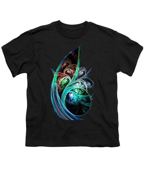 Night Phoenix Youth T-Shirt