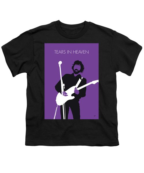 No141 My Eric Clapton Minimal Music Poster Youth T-Shirt