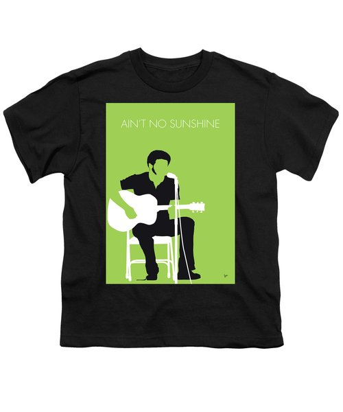No156 My Bill Withers Minimal Music Poster Youth T-Shirt