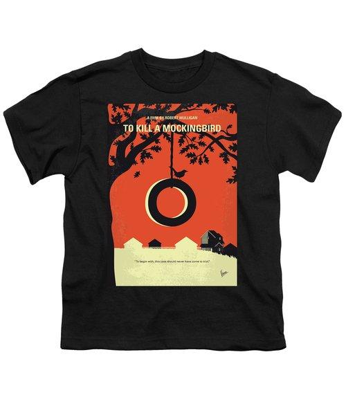 No844 My To Kill A Mockingbird Minimal Movie Poster Youth T-Shirt