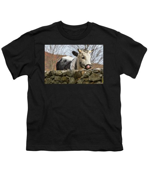 Youth T-Shirt featuring the photograph Nosey by Bill Wakeley