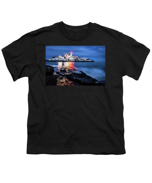 Nubble Lights Youth T-Shirt