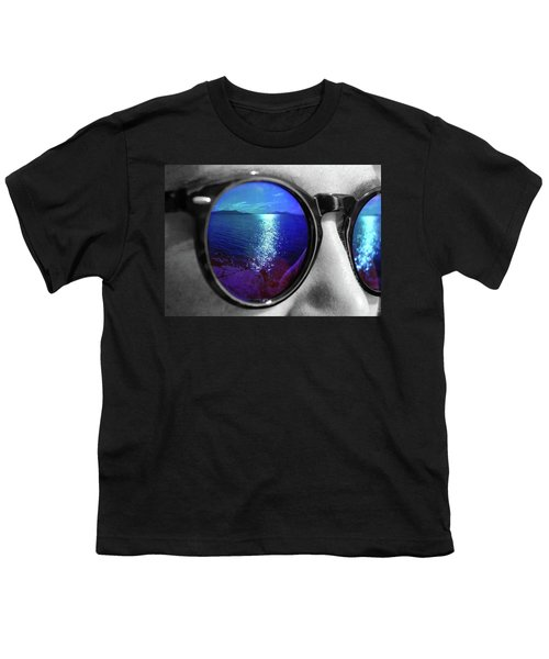 Ocean Reflection Youth T-Shirt