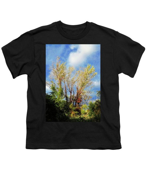October Sunny Afternoon Youth T-Shirt