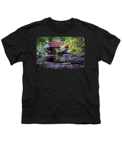 Ogden River Bridge Youth T-Shirt