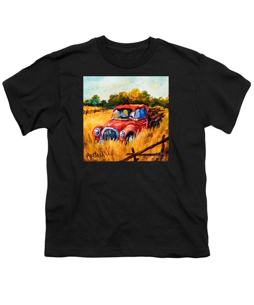 Old Friend Youth T-Shirt