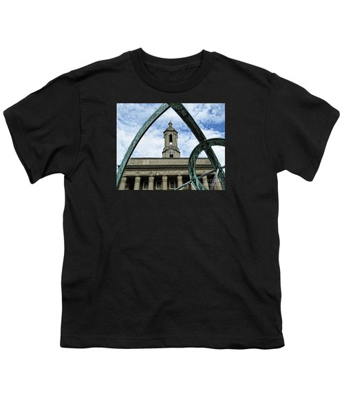 Old Main Thru The Turtle Youth T-Shirt