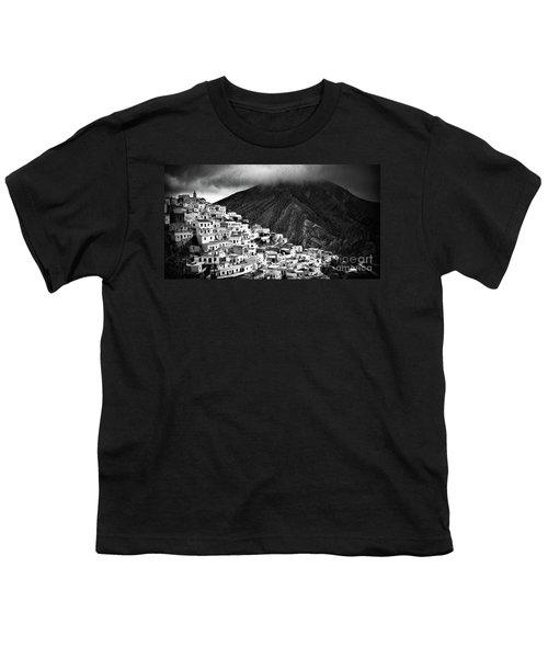 Olympos. Karpathos Island Greece Youth T-Shirt
