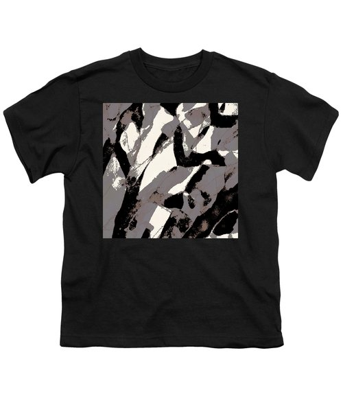 Organic No 2 Abstract Youth T-Shirt