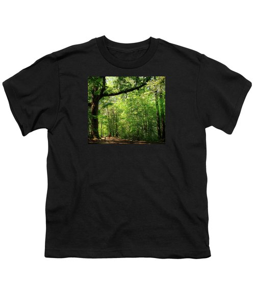 Paris Mountain State Park South Carolina Youth T-Shirt