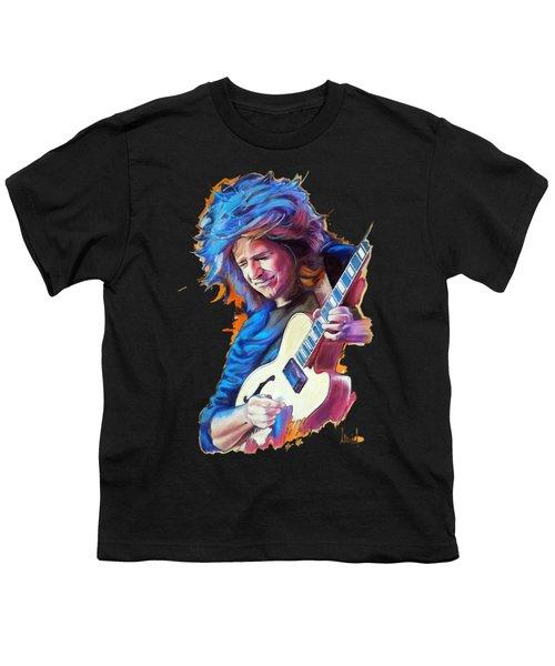 Pat Metheny Youth T-Shirt by Melanie D
