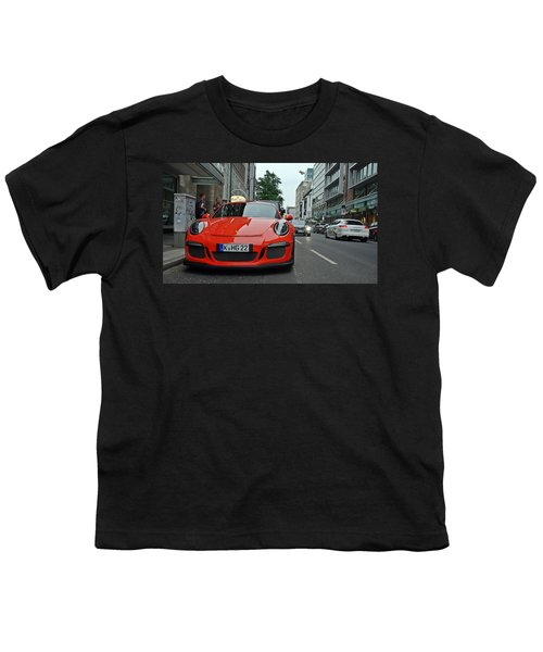Porsche Gt3 Rs Youth T-Shirt