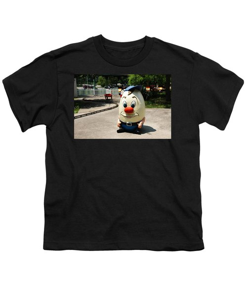 Potato Head Youth T-Shirt by Jose Rojas