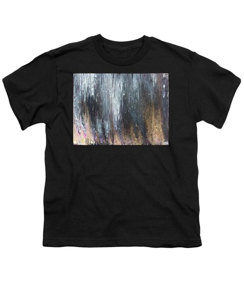 Pretty Hurts Youth T-Shirt by Cyrionna The Cyerial Artist