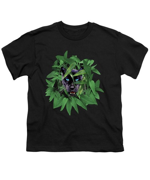 Prowling Panther Youth T-Shirt