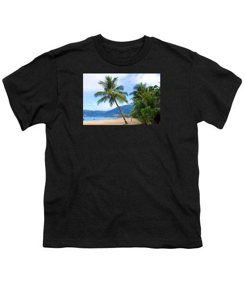 Phuket Patong Beach Youth T-Shirt