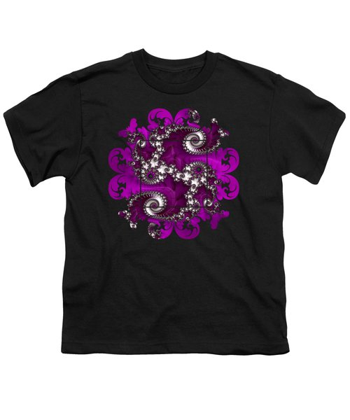 Purple Dragon Youth T-Shirt