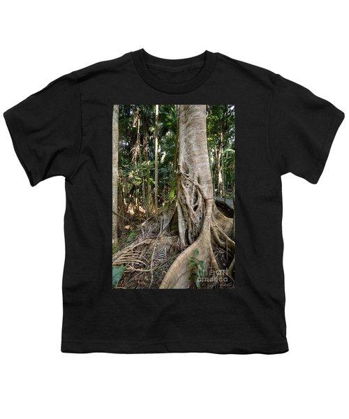 Rainforest Majesty Youth T-Shirt