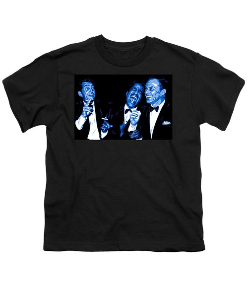 Rat Pack At Carnegie Hall Youth T-Shirt