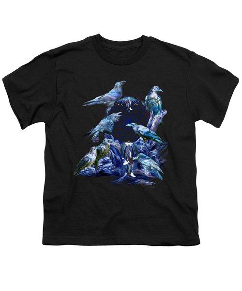 Raven Dreams Youth T-Shirt