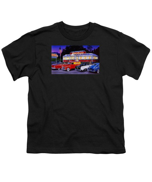 Red Arrow Diner Youth T-Shirt