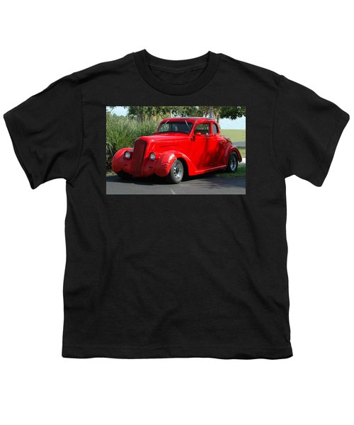 Red Car Youth T-Shirt