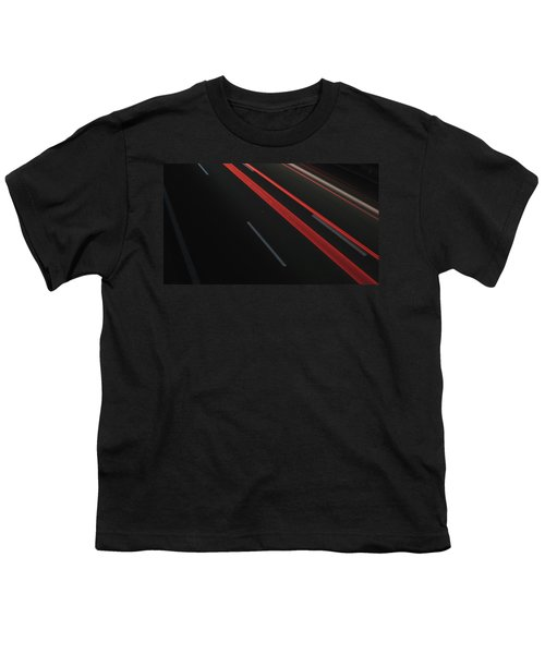 Red Flow Youth T-Shirt