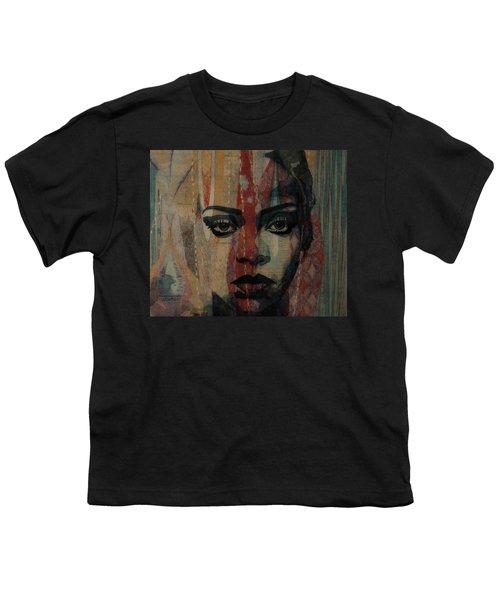 Rihanna - Diamonds Youth T-Shirt