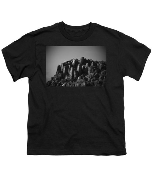 Monument To Glacier Youth T-Shirt