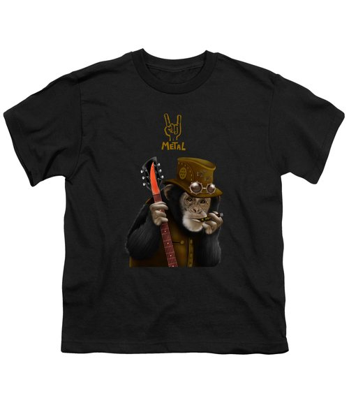 Rockers Of The Apes Youth T-Shirt