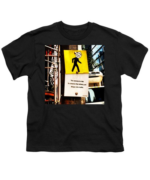 Roll Of The Dice Youth T-Shirt