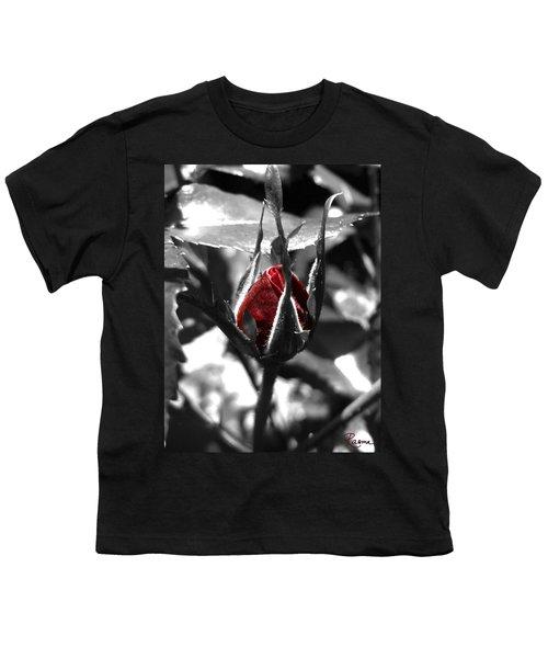 Rosebud Red Youth T-Shirt