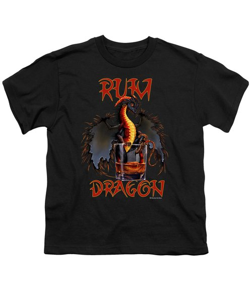 Rum Dragon Youth T-Shirt