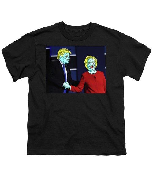 Running Down The Same Cloth. Youth T-Shirt