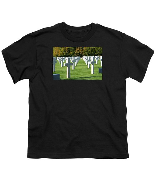 Saint Mihiel American Cemetery Youth T-Shirt
