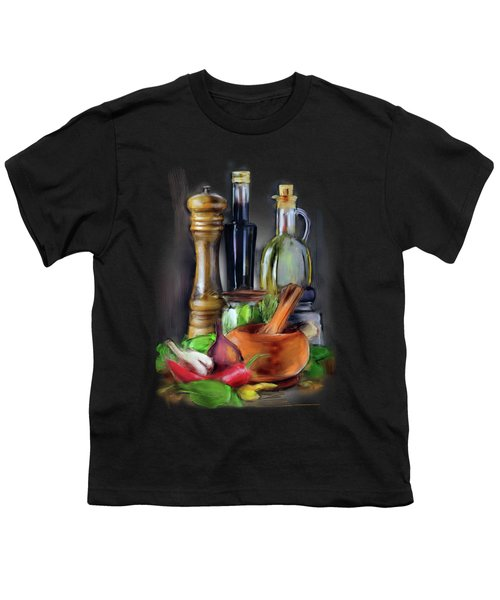 Salad Dressing Youth T-Shirt