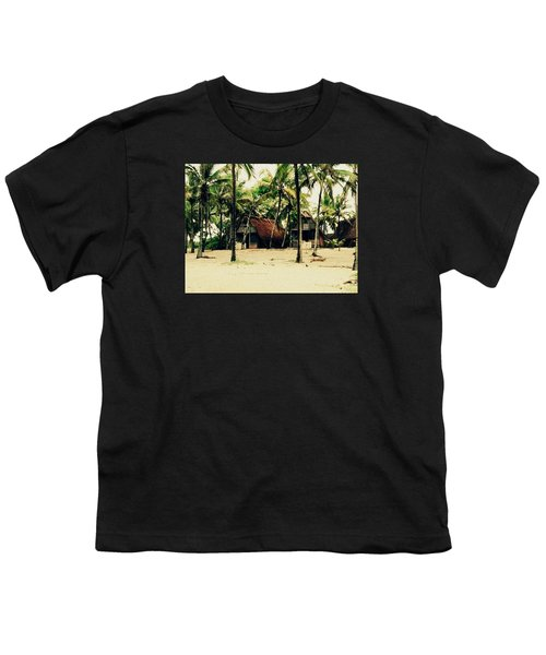 Sandy  Beaches Youth T-Shirt