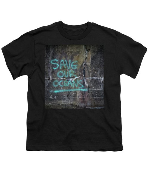Save Our Oceans Youth T-Shirt