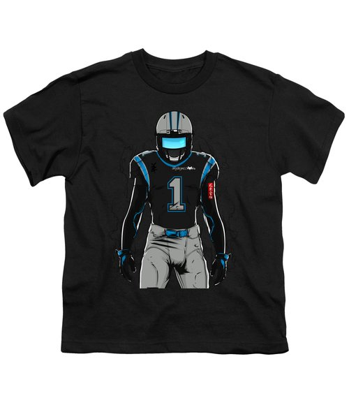 Sb L Carolina Youth T-Shirt by Akyanyme