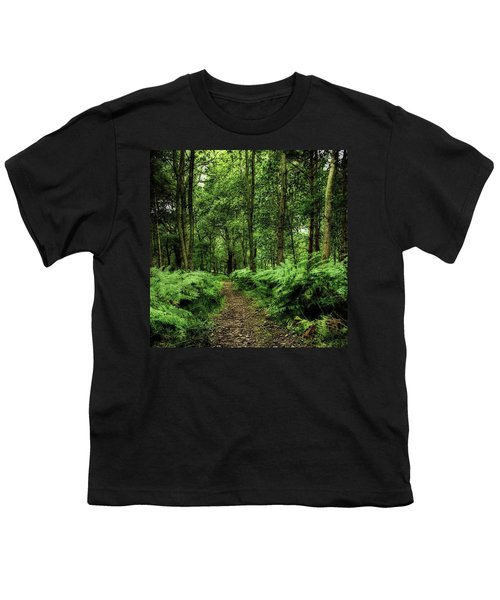 Seeswood, Nuneaton Youth T-Shirt by John Edwards