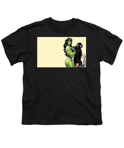 She-hulk Youth T-Shirt