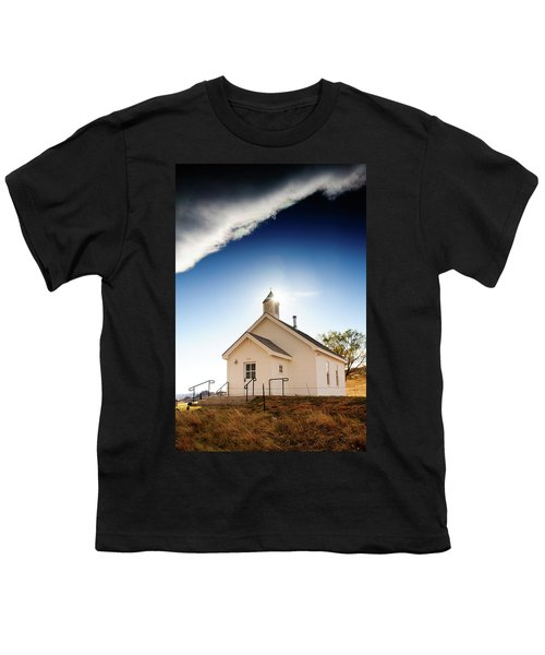 Shelter From The Storm Youth T-Shirt