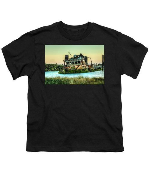 Shipwreck - Mary D. Hume Youth T-Shirt