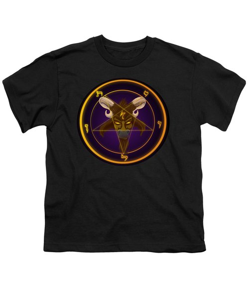 Sigil Of 47 Youth T-Shirt by Mister 47