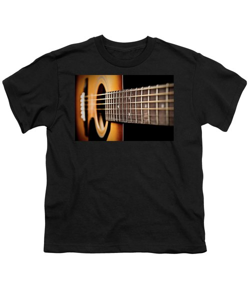 Six String Guitar Youth T-Shirt