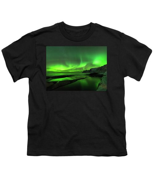 Skydance Youth T-Shirt by Alex Lapidus