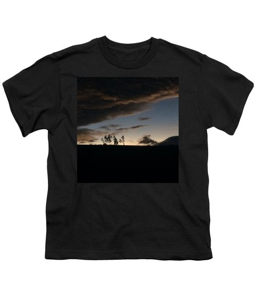 Skyline Youth T-Shirt by Eli Ortiz