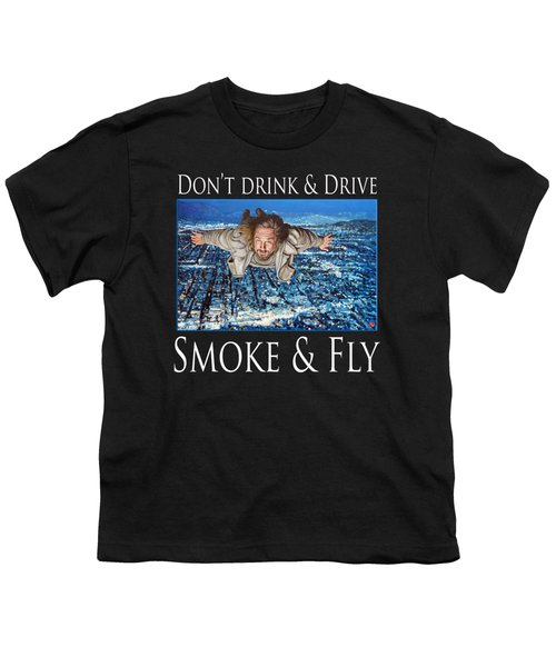 Smoke And Fly Youth T-Shirt